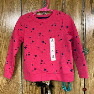 Cat & Jack pink sweater